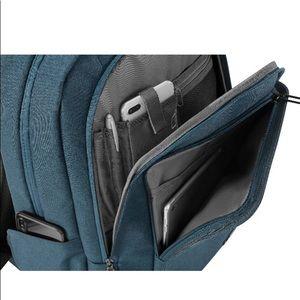 """Laut Bags - LAUT Nomad 18.5"""" Backpack Bag Laptop Unisex - Teal"""
